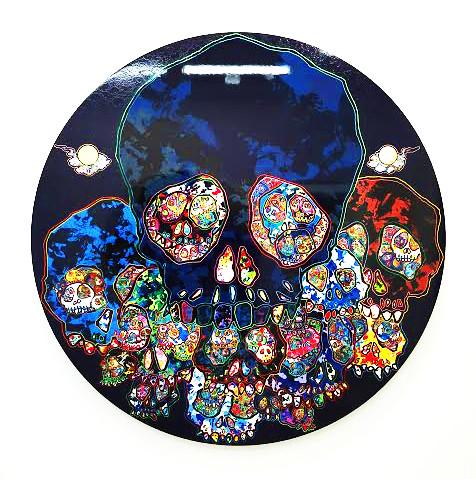 Skull-takashi-murakami