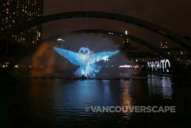 PNEUMA by Floria Sigismondi at Nathan Phillips Square