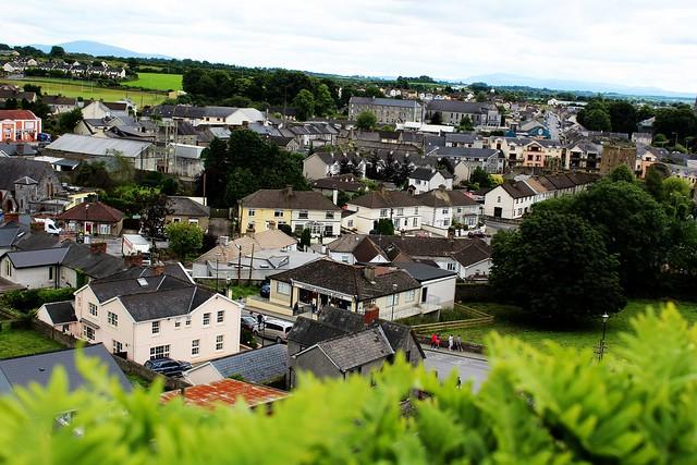 Cashel Village, Ireland
