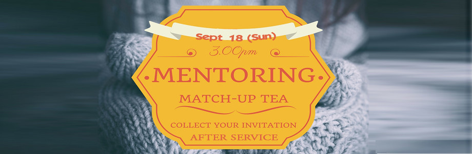 Mentoring Match-Up Tea