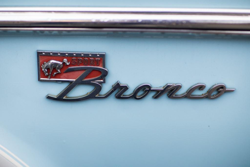Sport Bronco