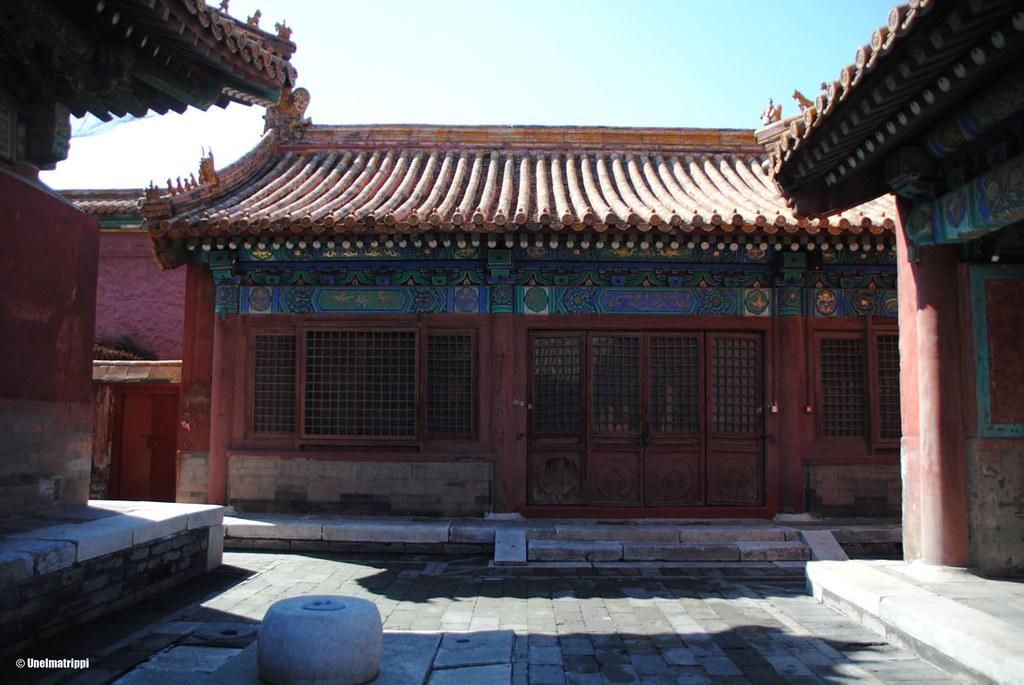 Kielletty kaupunki, Peking, Kiina