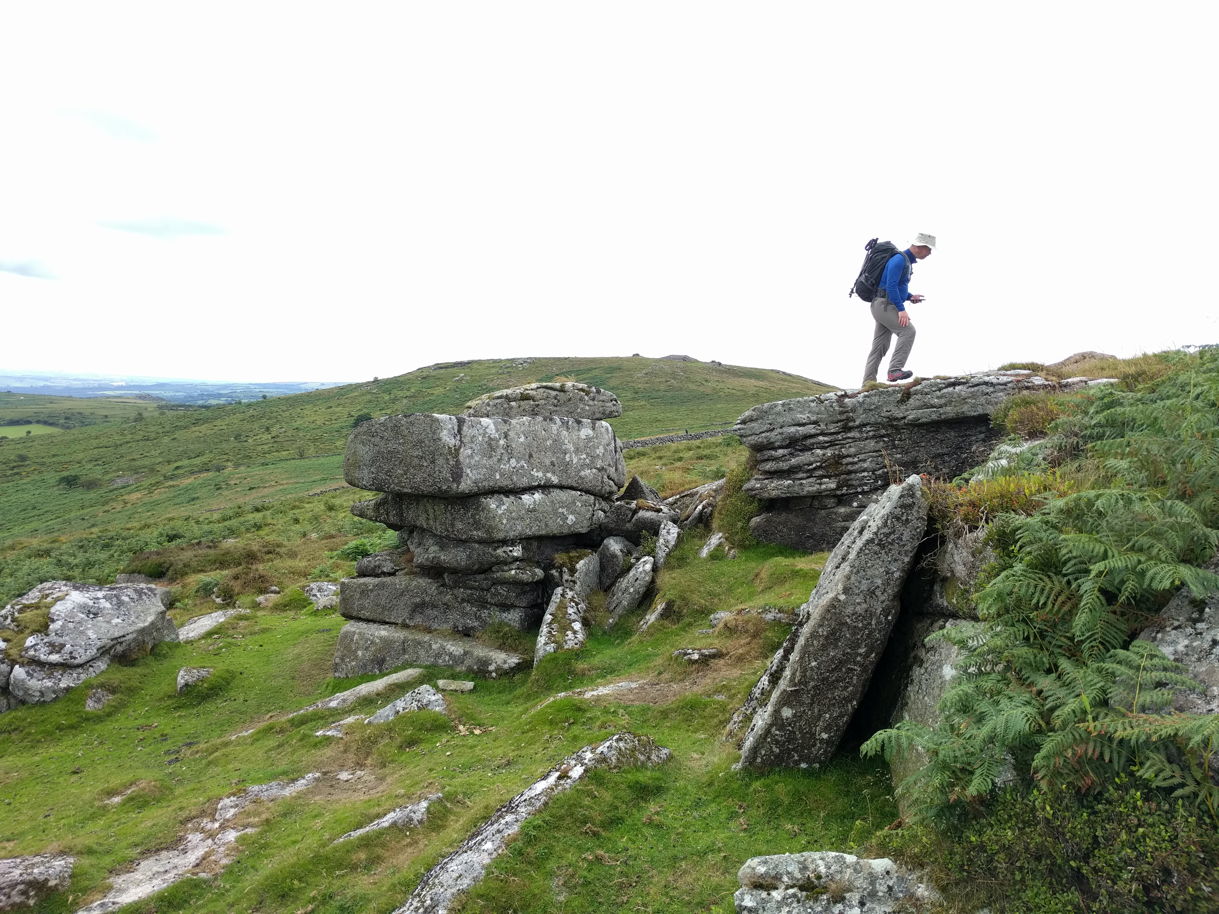 Corndon North Tor #dartmoor #sh