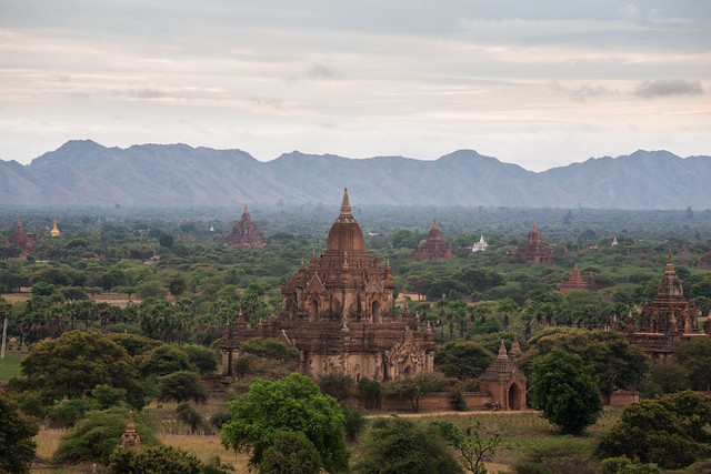 The Landscape - Bagan - Myanmar