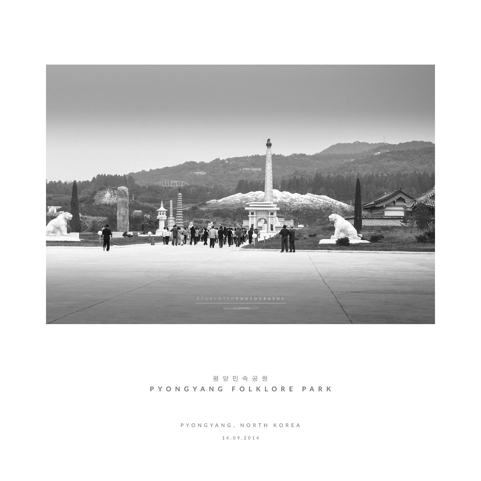 Pyongyang Folklore Park