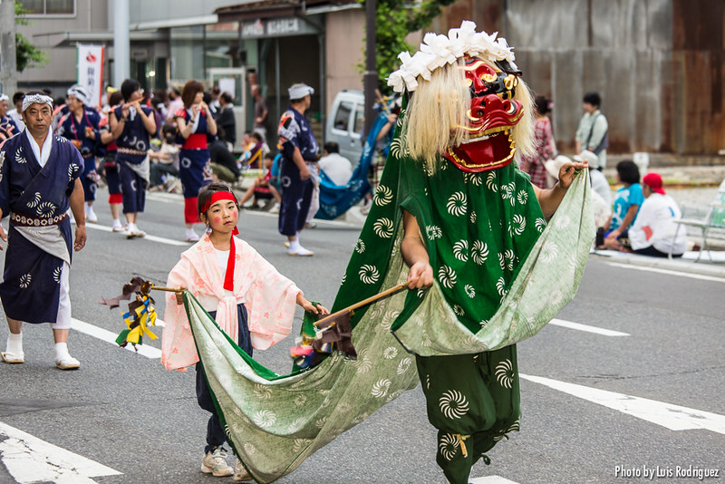 Festival Sansha Taisai de Hachinohe-51