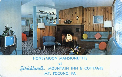 Strickland S Mountain Inn And Cottages Honeymoon Mansionet