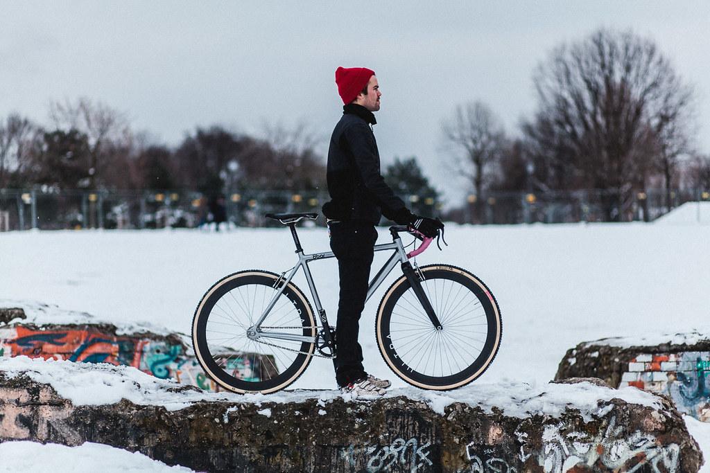 Location de vélo à Berlin : Peut être plus agréable en été qu'en hiver mais pourquoi pas. Photo de 8bar Bikes.