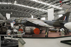 XV277 - DB3 - Royal Navy - Hawker Siddeley Harrier GR1 - National Museum of Flight East Fortune, East Lothian - 070812 - Steven Gray - IMG_9925