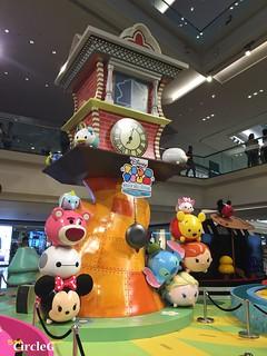 CIRCLEG 九龍塘 又一城 DISNEY TSUM TSUM 壽司 「Disney Tsum Tsum Walk N Roll Festival (2)