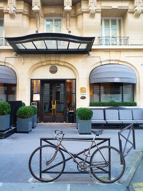Hotel Montalembert, Paris, France