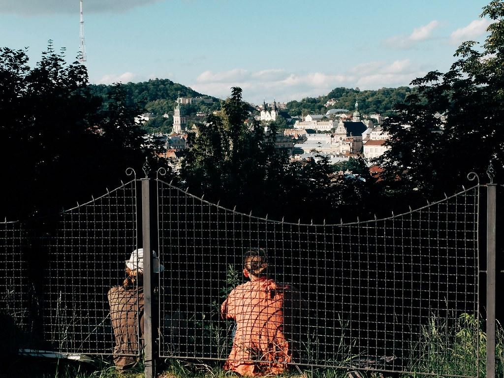 Lviv lookout