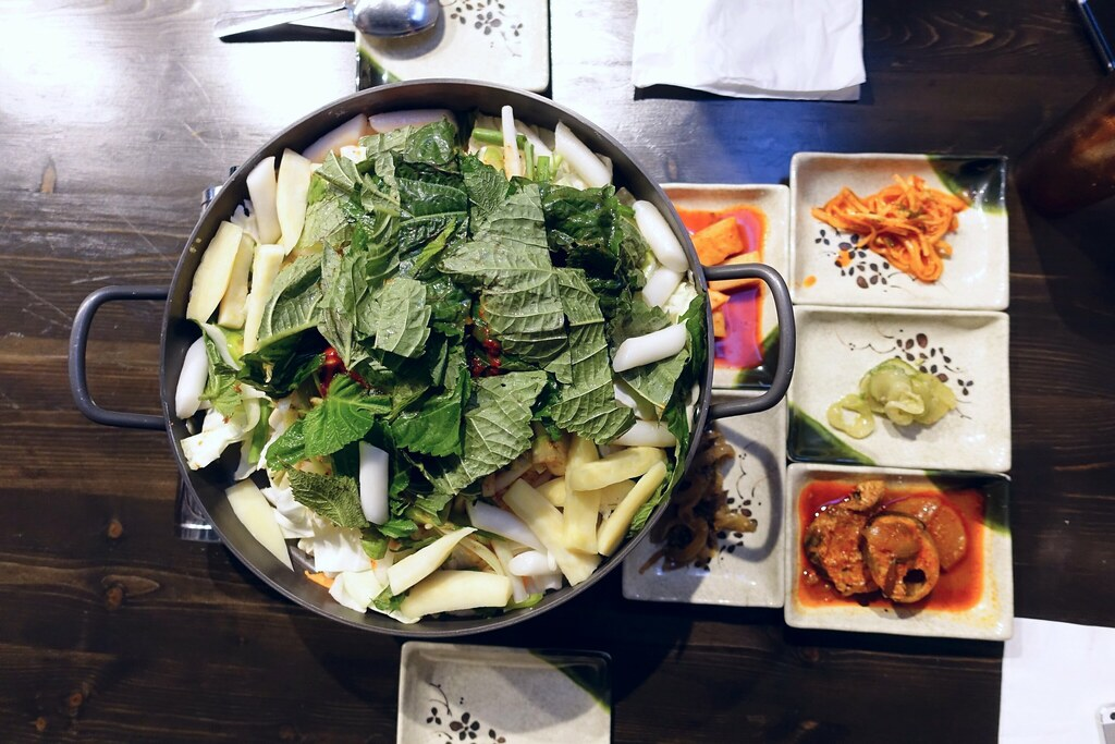 Dak Galbi (닭갈비) | Buttumak (부뚜막) | Northern Blvd | Flushing | Queens | NYC
