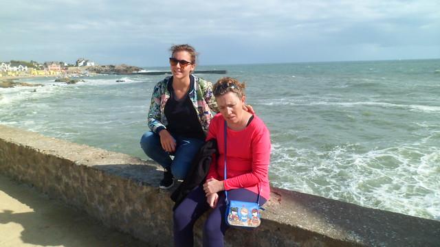 Vacaciones capacitación Clara (Verano 2016)