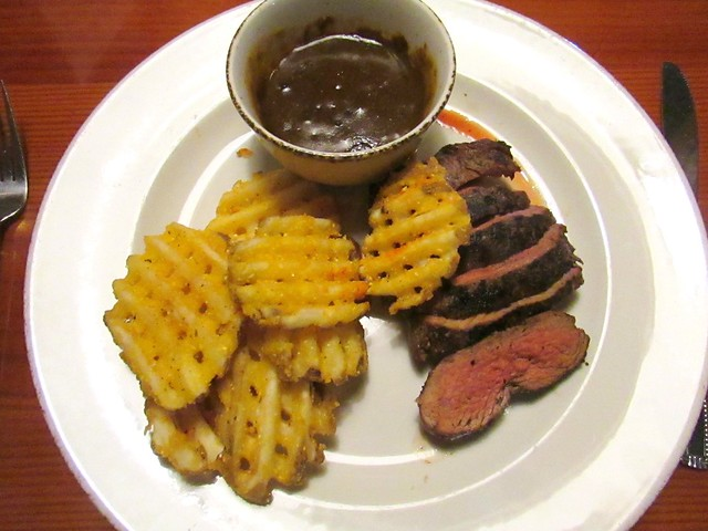 $14.99 Steak at Montana's #SteakEveryDay