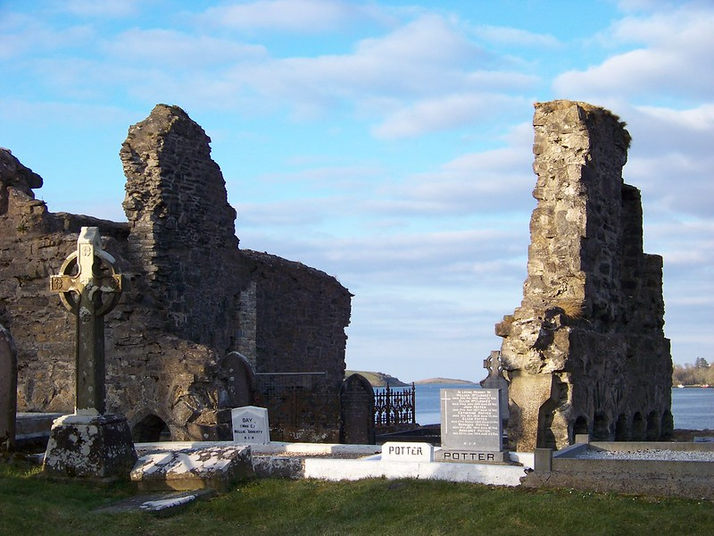Abbey ruins (39)