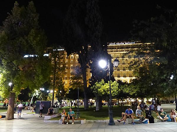syntagma le soir 1