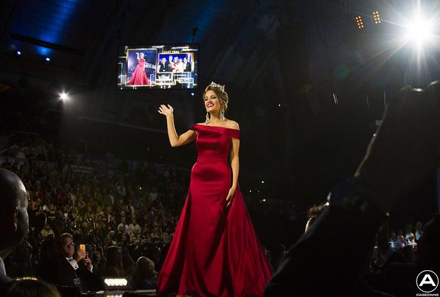 2016 Miss America Betty Cantrell, final walk.