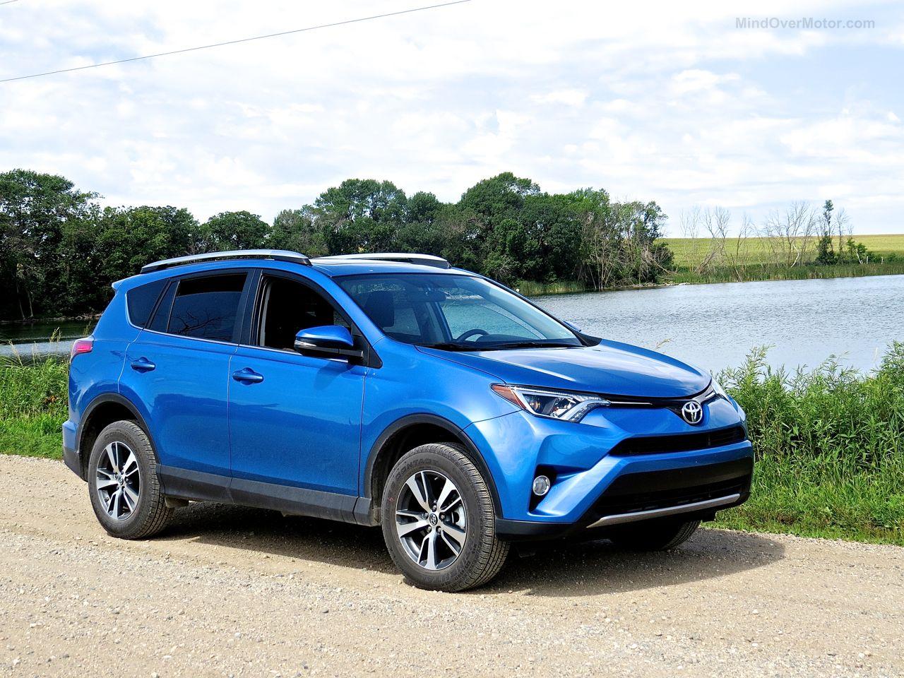 Toyota RAV4 Review 4