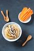 Hummus di fagioli cannellini e miso