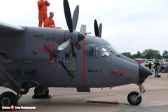 1118 - AJG002-02 - Polish Navy - PZL-Mielec M-28B1R - Fairford RIAT 2004 - Steven Gray - DSCF1847