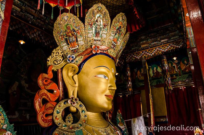 valle del Indo Buda