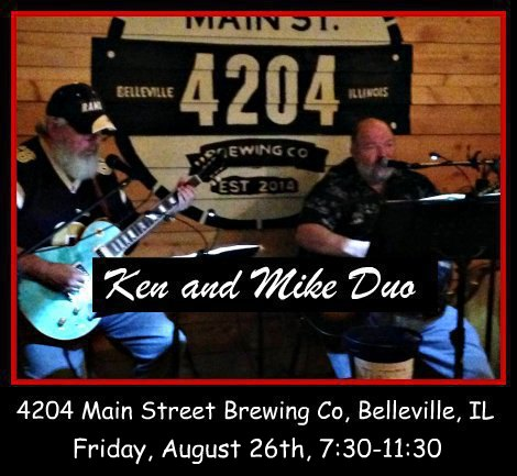 Ken and Mike Duo 8-26-16