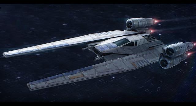 Afficher le sujet review 75155 rebel u wing fighter for Interieur vaisseau star wars