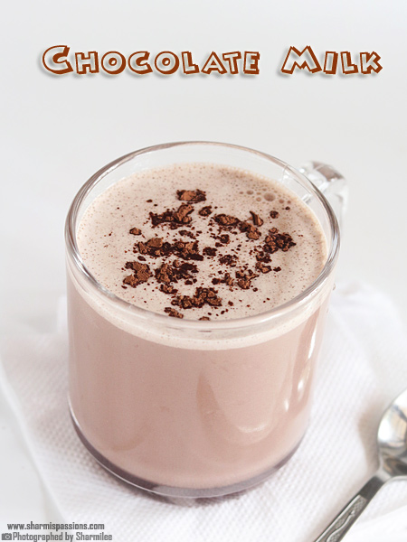 Chocolate Milk Recipe