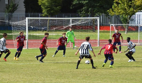 Allievi Regionali Elite: Virtus Verona - Altovicentino 0-1