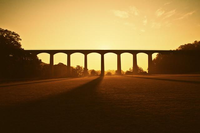Safle Treftadaeth y Byd Pont Ddŵr Pontcysyllte a'r Gamlas