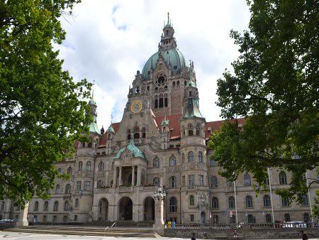 Rathaus 1 locuri de vizitat in Hanovra