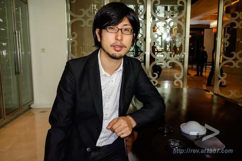 Shiomi Shunsuke Interview