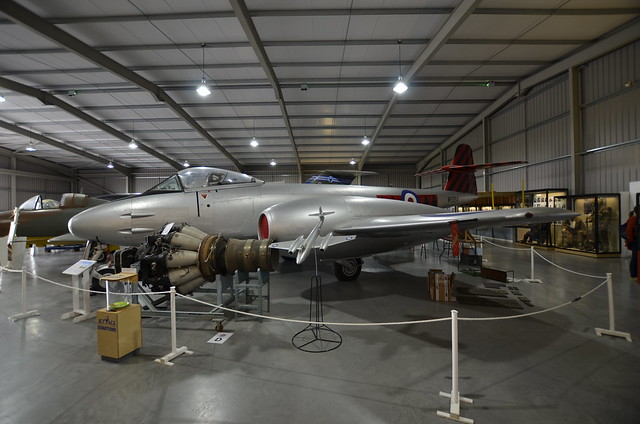 WH364 Gloster Meteor F8