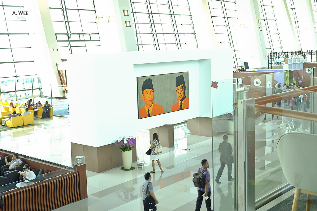 Soekarno-Hatta artwork