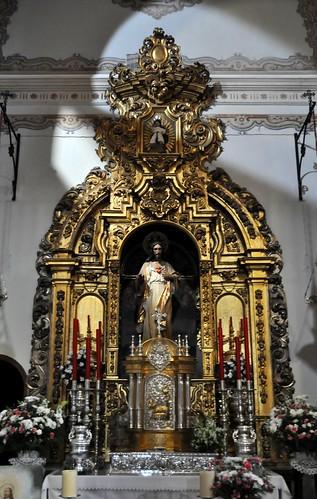 Moguer huelva iglesia de santa mar a de la granada - Abella granada ...