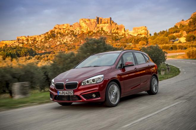 [新聞照片二] BMW 2系列Active Tourer