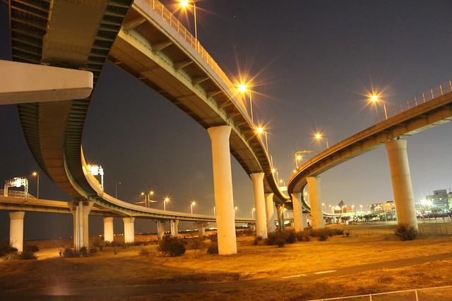 関西空港道 りんくうJCT (8)