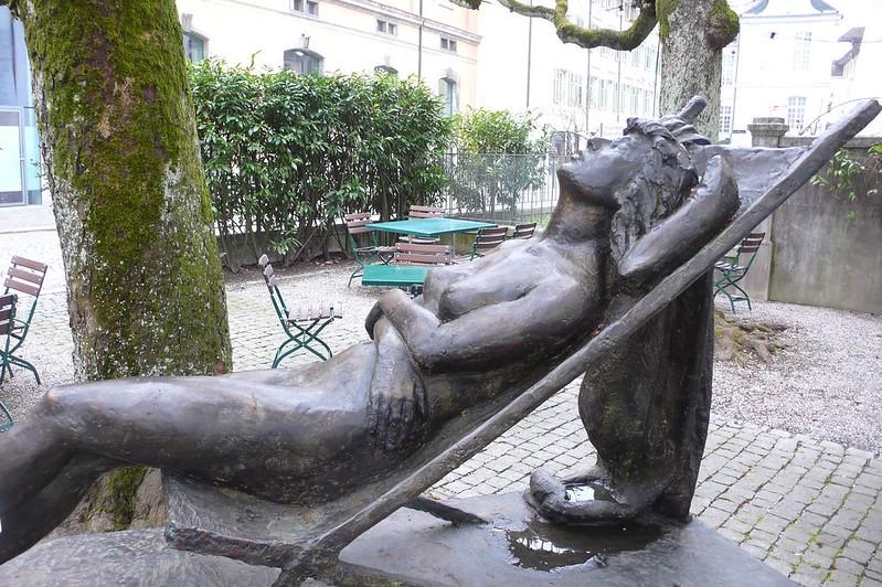 Sculpture Restaurant Cantinetta Solothurn