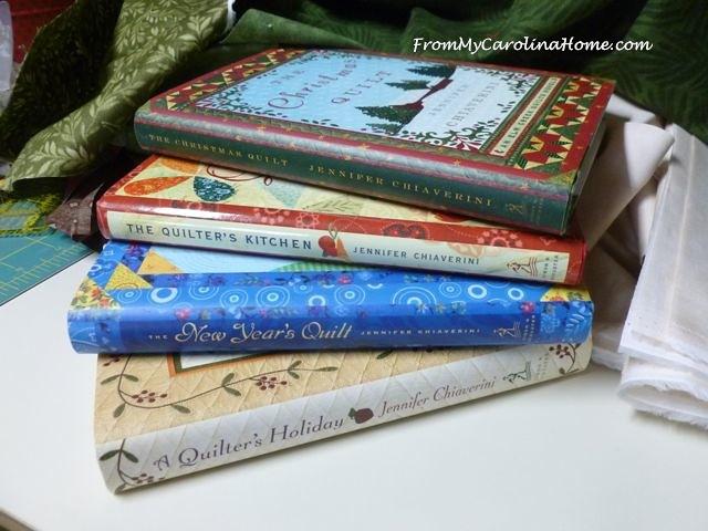 Chiaverini books