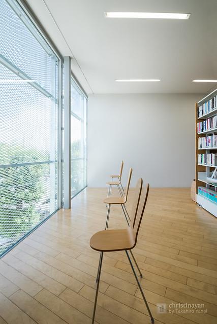 Interior of Nakamachi Terrace (なかまちテラス)