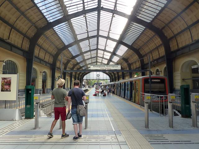 gare du Pirée
