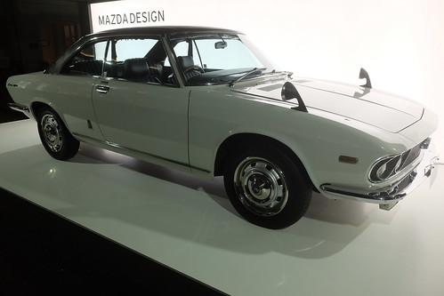 マツダ ルーチェロータリークーペ FF 1969