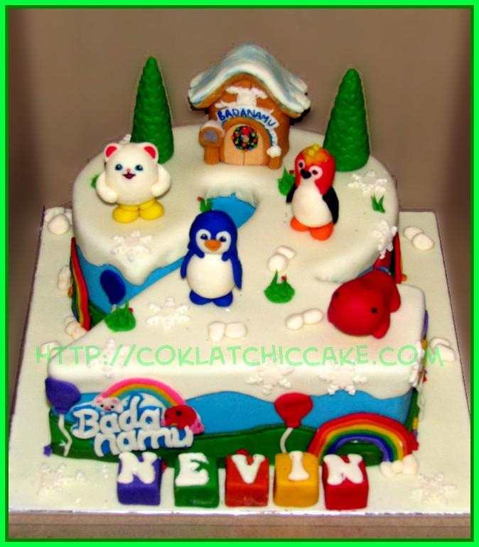 Cake Badanamu