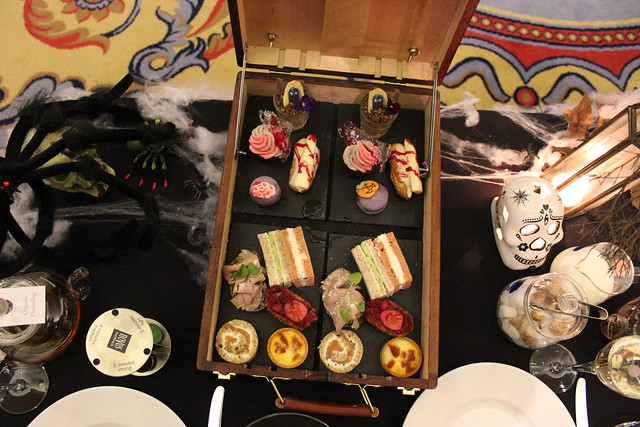 Halloween afternoon tea Lancaster Hotel (9)