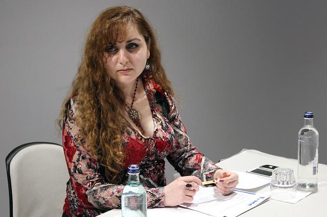Марина Алекян, Российско-Армянский Университет