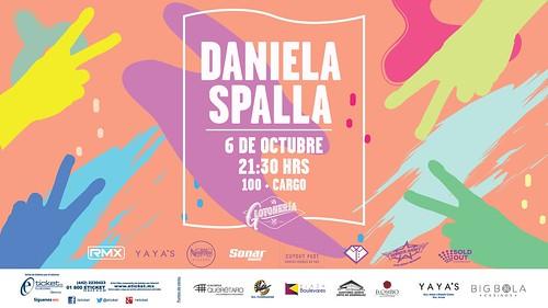 Daniella Spalla en Querétaro