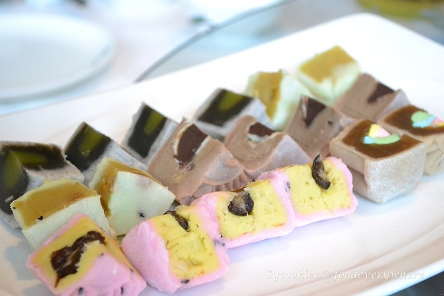5.Dynasty Restaurant Renaissance Hotel KL 2016 Mooncake