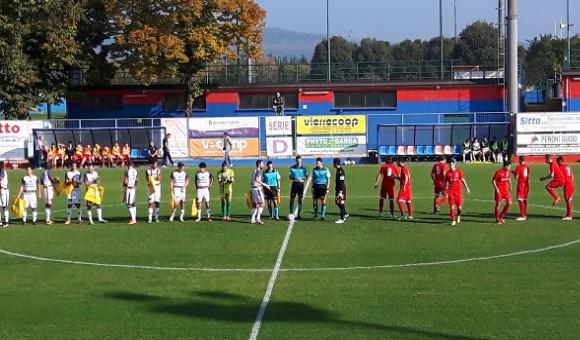 Virtus Verona-E. Carenipievigina 2-1: Alba-Mensah da tre punti