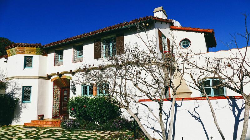 Adamson House in Malibu